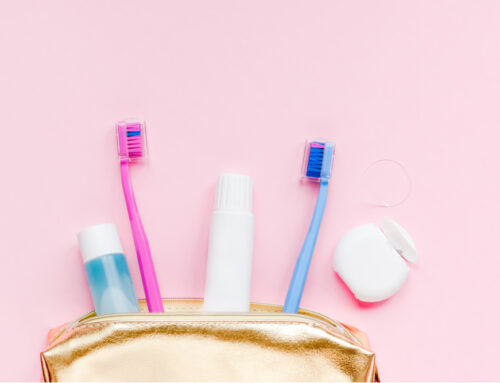 Don't Forget about Your Oral Health Routine When You're Traveling This Summer